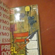 Libros de segunda mano: EL CINE. LUIS G. DE BLAIN. EDICIONES G. P. BARCELONA, 1962. 79 PÁGS.. Lote 39162668