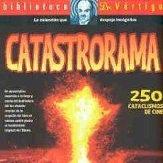 Libros de segunda mano: CATASTRORAMA 250 CATACLISMOS DE CINE -JORDI BATLLE -RARO LIBRO DESCATALOGADO - SCI FI HORROR. Lote 39197717