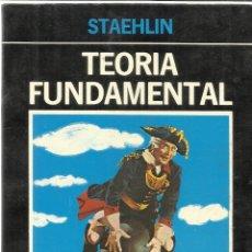 Libros de segunda mano: TEORÍA FUNDAMENTAL DEL CINE. STAEHLIN. ED. ANDRÉS MARTÍN. VALLADOLID. 1983. Lote 39489773