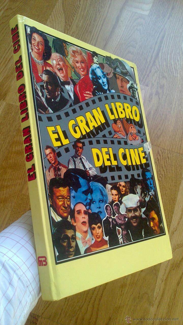 EL GRAN LIBRO DEL CINE / JOEL W. FINLER (Libros de Segunda Mano - Bellas artes, ocio y coleccionismo - Cine)