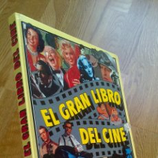 Libros de segunda mano: EL GRAN LIBRO DEL CINE / JOEL W. FINLER. Lote 39889999