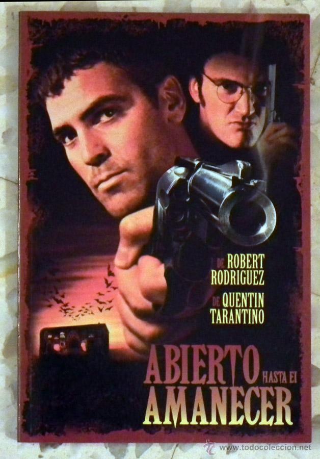 LIBRO - ABIERTO HASTA EL AMANECER (Libros de Segunda Mano - Bellas artes, ocio y coleccionismo - Cine)
