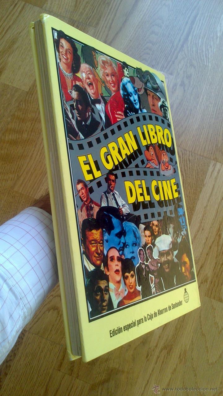Libros de segunda mano: EL GRAN LIBRO DEL CINE / JOEL W. FINLER - Foto 3 - 39889999