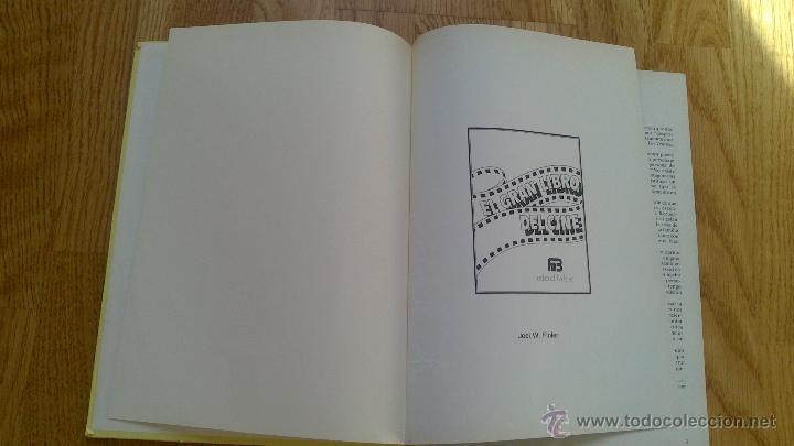 Libros de segunda mano: EL GRAN LIBRO DEL CINE / JOEL W. FINLER - Foto 5 - 39889999