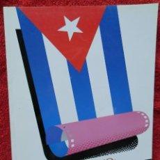 Libros de segunda mano: CINE CUBANO: 30 AÑOS EN REVOLUCIÓN. Lote 40001441