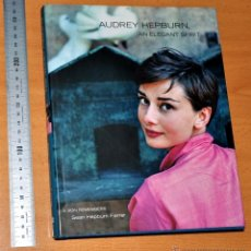Libros de segunda mano: LIBRO EN INGLÉS: AUDREY HEPBURN, AN ELEGANT SPIRIT - POR SEAN HEPBURN (A SON REMEMBERS) - AÑO 1991. Lote 227963665