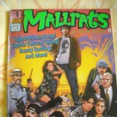 Libros de segunda mano: MALLRATS BY KEVIN SMITH, KITCHEN SINK PRESS, 1995 EN INGLES. Lote 40318936