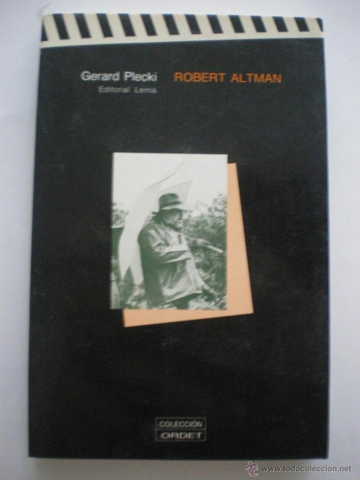 ROBERT ALTMAN (Libros de Segunda Mano - Bellas artes, ocio y coleccionismo - Cine)
