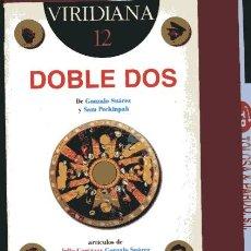 Libros de segunda mano: DOBLE DOS VIRIDIANA 12 REVISTA CON GUIÓN CINEMATOGRAFICO DE GONZALO SUAREZ Y SAM PEDKINPAH. Lote 210451836