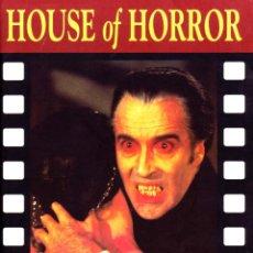 Libros de segunda mano: HOUSE OF HORROR. THE COMPLETE HAMMER FILMS STORY. Lote 40994291