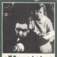 Libros de segunda mano: CARLOS F. CUENCA. EL CINE BRITÁNICO DE ALFRED HITCHCOCK. MADRID, 1974. CINE. Lote 41036139