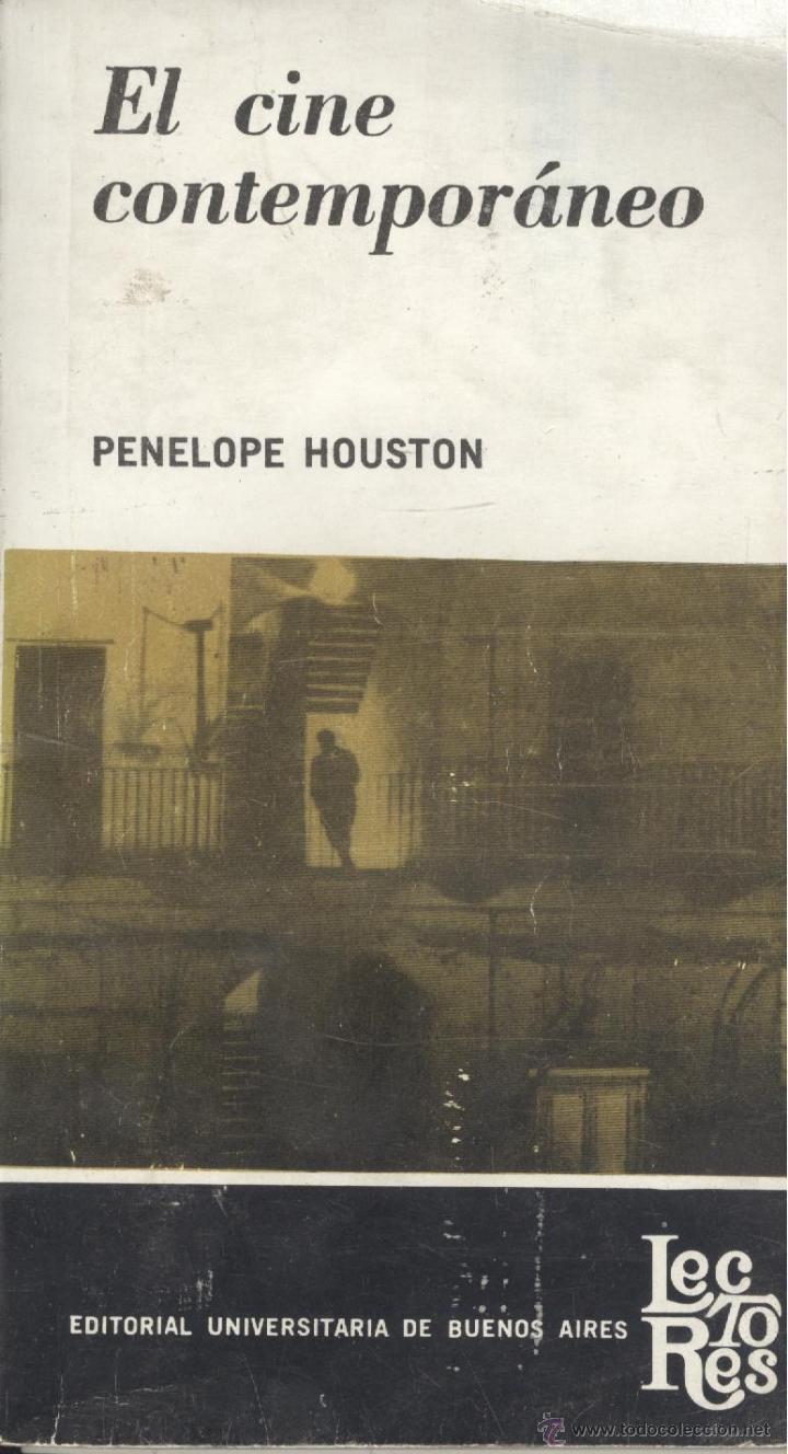 PENÉLOPE HOUSTON. EL CINE CONTEMPORÁNEO. BUENOS AIRES, 1968. (Libros de Segunda Mano - Bellas artes, ocio y coleccionismo - Cine)