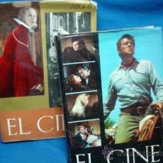 Libros de segunda mano: EL CINE - DESDE LUMIÉRE HASTA EL CINERAMA - EDITORIAL ARGOS 1965 - DOS SUPER-TOMOS - VER FOTOS. Lote 37114507