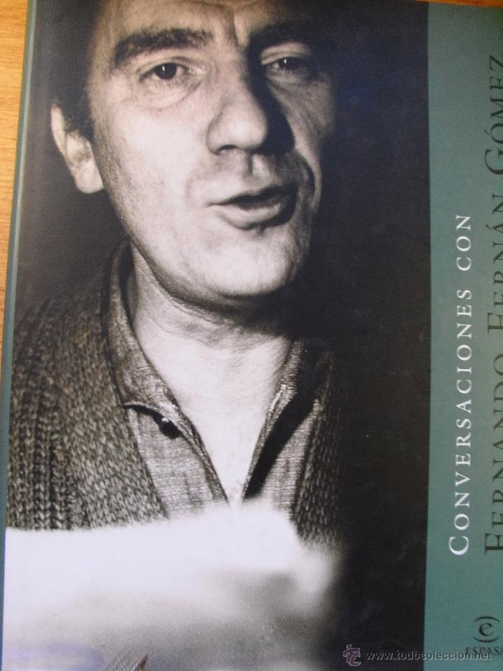 CONVERSACIONES CON FERNANDO FERNAN GOMEZ - E. BRASÓ (Libros de Segunda Mano - Bellas artes, ocio y coleccionismo - Cine)