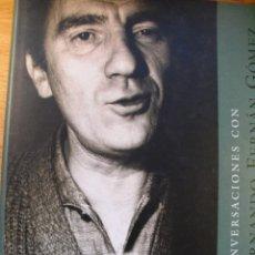Libros de segunda mano: CONVERSACIONES CON FERNANDO FERNAN GOMEZ - E. BRASÓ. Lote 42186630
