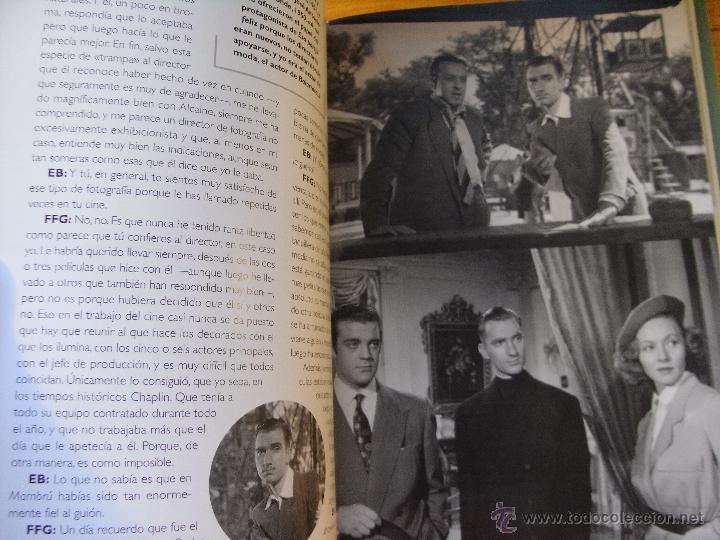 Libros de segunda mano: CONVERSACIONES CON FERNANDO FERNAN GOMEZ - E. BRASÓ - Foto 4 - 42186630