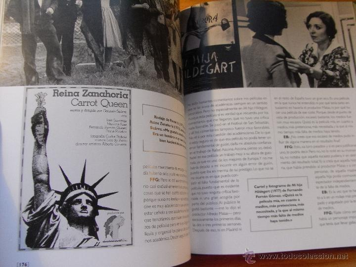Libros de segunda mano: CONVERSACIONES CON FERNANDO FERNAN GOMEZ - E. BRASÓ - Foto 5 - 42186630