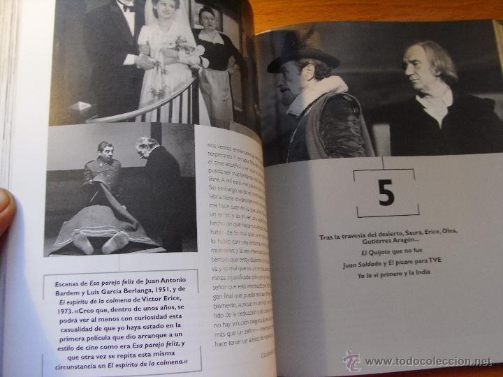 Libros de segunda mano: CONVERSACIONES CON FERNANDO FERNAN GOMEZ - E. BRASÓ - Foto 6 - 42186630