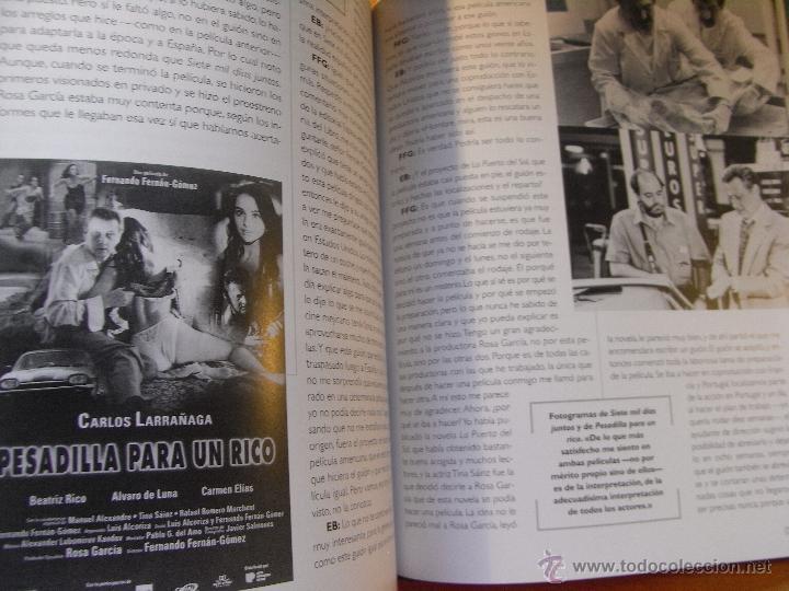 Libros de segunda mano: CONVERSACIONES CON FERNANDO FERNAN GOMEZ - E. BRASÓ - Foto 7 - 42186630