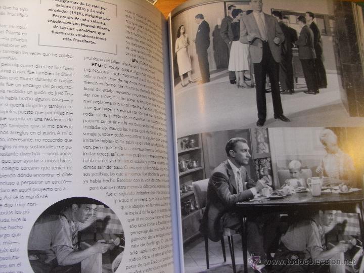 Libros de segunda mano: CONVERSACIONES CON FERNANDO FERNAN GOMEZ - E. BRASÓ - Foto 8 - 42186630
