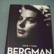 Libros de segunda mano: BERGMAN. MOVIE ICONS. TASCHEN.. Lote 42337622