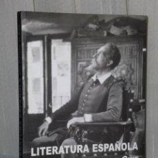 Libros de segunda mano: LITERATURA ESPAÑOLA: UNA HISTORIA DE CINE. Lote 42358966