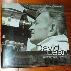 Libros de segunda mano: LIBRO CINE 'DAVID LEAN. AN INTIMATE PORTRAIT' (SANDRA LEAN, BARRY CHATTINGTON). Lote 42375474