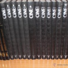 Libros de segunda mano: ENCICLOPEDIA CINE. 15 TOMOS (PLANETA-1982). Lote 42994340