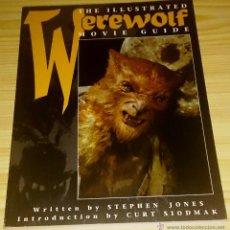Libros de segunda mano: THE ILLUSTRATED WEREWOLF MOVIE GUIDE. Lote 43194530