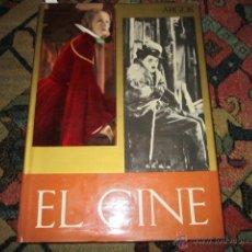Libros de segunda mano: EL CINE, LIBRERÍA EDITORIAL ARGOS 1965. DESDE LUMIÉRE HASYA EL CINERAMA.. Lote 43282613