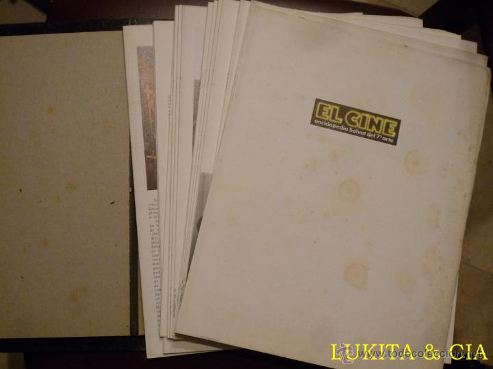Libros de segunda mano: EL CINE. ENCICLOPEDIA SALVAT DEL 7º ARTE. VOLUMEN 4. - Foto 5 - 43565193