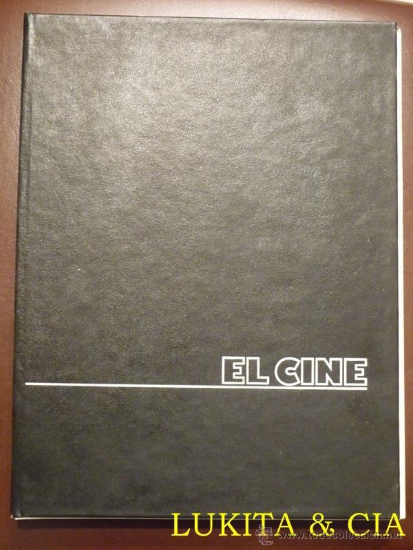 EL CINE ENCICLOPEDIA SALVAT DEL 7º ARTE. VOLUMEN 8. (Libros de Segunda Mano - Bellas artes, ocio y coleccionismo - Cine)