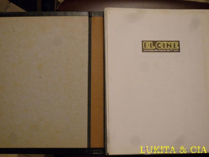 Libros de segunda mano: EL CINE ENCICLOPEDIA SALVAT DEL 7º ARTE. VOLUMEN 8. - Foto 4 - 43565368