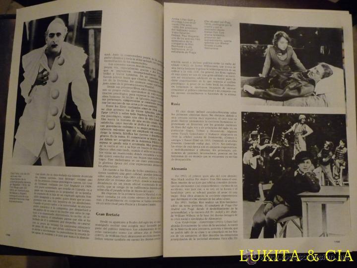 Libros de segunda mano: EL CINE ENCICLOPEDIA SALVAT DEL 7º ARTE. VOLUMEN 8. - Foto 6 - 43565368