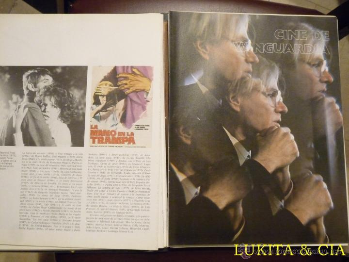 Libros de segunda mano: EL CINE ENCICLOPEDIA SALVAT DEL 7º ARTE. VOLUMEN 8. - Foto 7 - 43565368