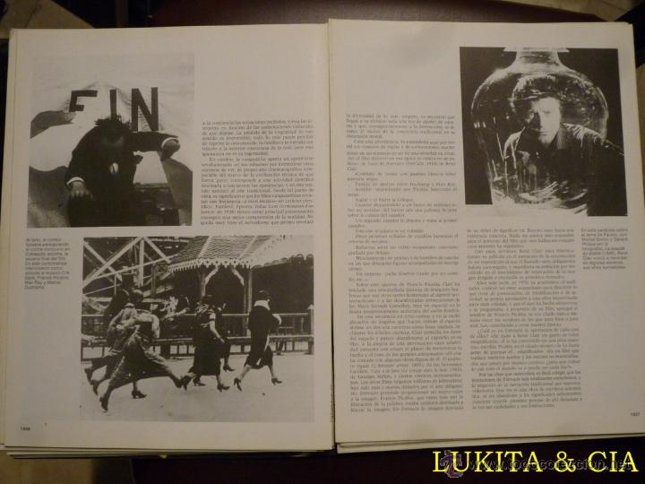 Libros de segunda mano: EL CINE ENCICLOPEDIA SALVAT DEL 7º ARTE. VOLUMEN 8. - Foto 8 - 43565368