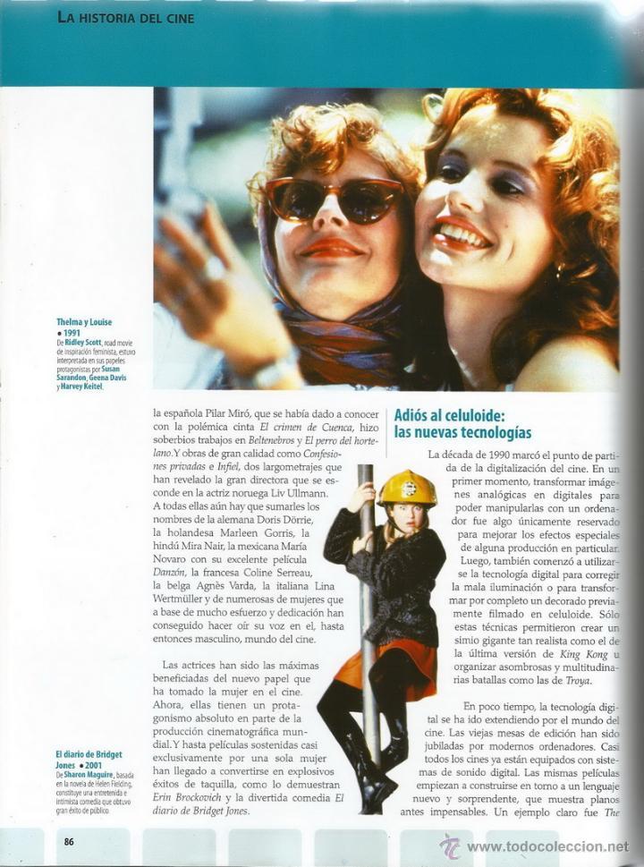Libros de segunda mano: El Cine. Larousse. Historia del cine. Técnicas y procesos. RM65635. - Foto 2 - 43628543