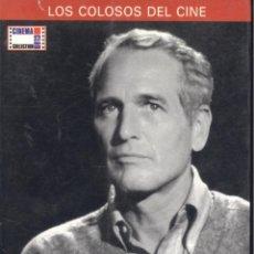 Libros de segunda mano: J.C. PAUL NEWMAN. BARCELONA, 1990. CINE.. Lote 43658919