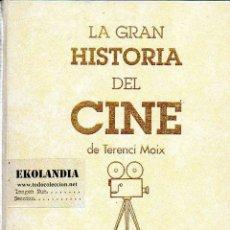 Libros de segunda mano: LA HISTORIA DEL CINE. ABC TOMO 2 EKL TERENCI MOIX.. Lote 40304480