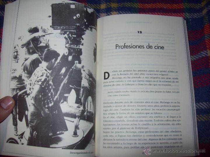 Libros de segunda mano: LA VIDA CASI IMAGINARIA DE BERLANGA.JOAN ÁLVAREZ.EDITORIAL PRENSA IBÉRICA.1ª EDICIÓN 1996.VER FOTOS. - Foto 17 - 44723954