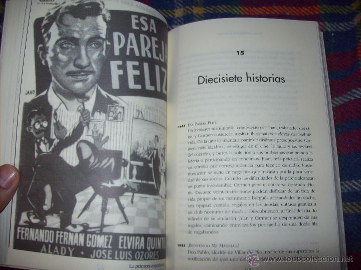 Libros de segunda mano: LA VIDA CASI IMAGINARIA DE BERLANGA.JOAN ÁLVAREZ.EDITORIAL PRENSA IBÉRICA.1ª EDICIÓN 1996.VER FOTOS. - Foto 19 - 44723954