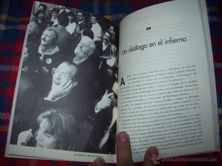 Libros de segunda mano: LA VIDA CASI IMAGINARIA DE BERLANGA.JOAN ÁLVAREZ.EDITORIAL PRENSA IBÉRICA.1ª EDICIÓN 1996.VER FOTOS. - Foto 26 - 44723954