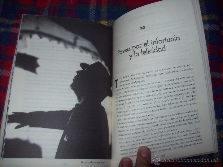 Libros de segunda mano: LA VIDA CASI IMAGINARIA DE BERLANGA.JOAN ÁLVAREZ.EDITORIAL PRENSA IBÉRICA.1ª EDICIÓN 1996.VER FOTOS. - Foto 28 - 44723954