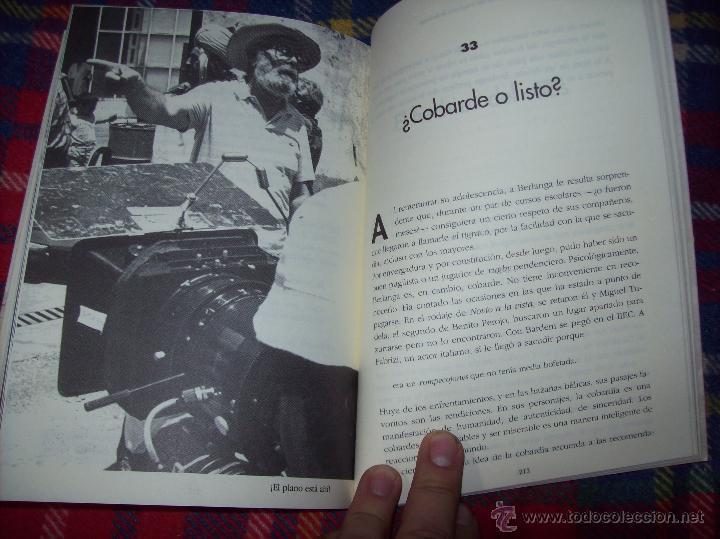 Libros de segunda mano: LA VIDA CASI IMAGINARIA DE BERLANGA.JOAN ÁLVAREZ.EDITORIAL PRENSA IBÉRICA.1ª EDICIÓN 1996.VER FOTOS. - Foto 29 - 44723954
