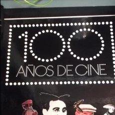 Libros de segunda mano: 100 AÑOS DEL CINE .- ROMÀ GUBERN 1976. Lote 44992815