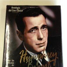Libros de segunda mano: MITOS DEL CINE, HUMPHREY BOGART, 1994, RBA EDITORES. Lote 45009817