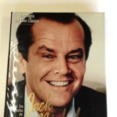 Libros de segunda mano: MITOS DEL CINE, JACK NICHOLSON, 1994, RBA EDITORES. Lote 45009832