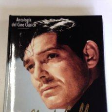 Libros de segunda mano: MITOS DEL CINE, CLARKE GABLE, 1994, RBA EDITORES. Lote 45009848