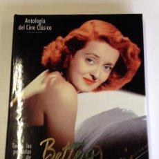 Libros de segunda mano: MITOS DEL CINE, BETTE DAVIS, 1994, RBA EDITORES. Lote 45009945