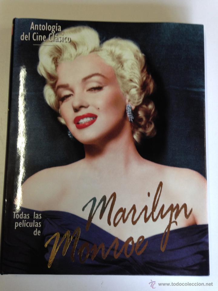 MITOS DEL CINE, MARILYN MONROE, 1994, RBA EDITORES (Libros de Segunda Mano - Bellas artes, ocio y coleccionismo - Cine)